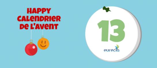 #13 Happy Calendrier de l'avent