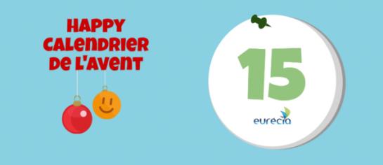 #15 Happy Calendrier de l'avent