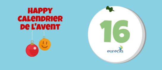 #16 Happy Calendrier de l'avent