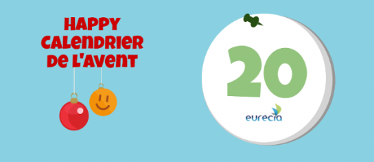 #20 Happy Calendrier de l'avent