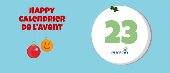 #23 Happy Calendrier de l'avent