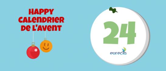 #24 Happy Calendrier de l'avent