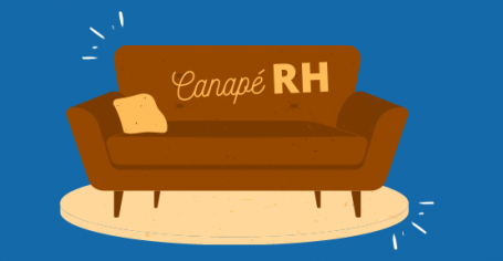 Illustration du canapé RH d'Eurécia
