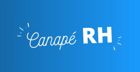 illustration prochain canapé RH management équipes en utilisant style comportemental