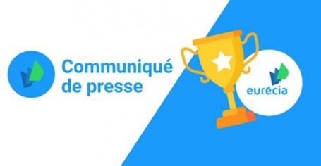 Communiqué de presse : Eurécia, la PME championne des logiciels RH