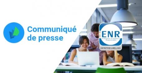 Communiqué de presse Eurécia obtient le label ENR