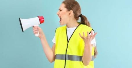 Grève : salarié absent, que dit la loi ?