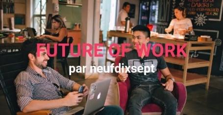 Future of work : Eurécia sera forcément de la partie !