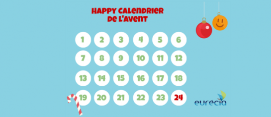 Happy Calendrier Eurécia