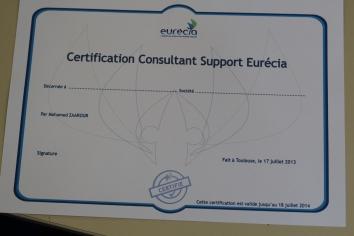 certification eurécia