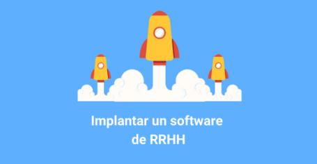 implantar software rrhh