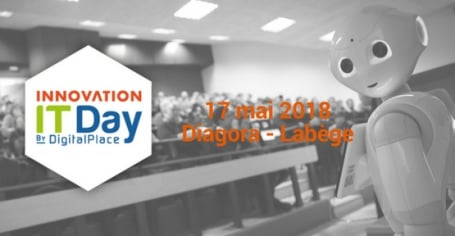 Eurécia présente Ziggy à l'Innovation IT Day