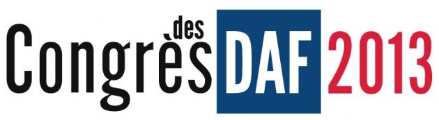 Logo congrès des DAF