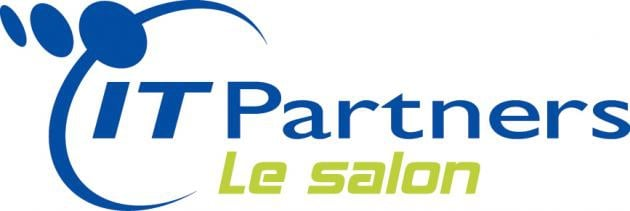 Logo salon IT  Partners