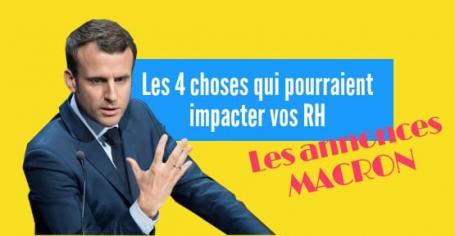 Smic, prime de fin d'année, heures supplémentaires, CSG : ce que pourrait changer le Président E.Macron