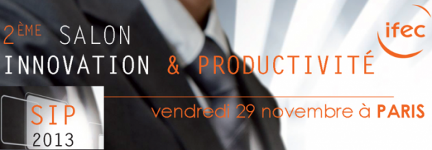 Salon Innovation & Productivité