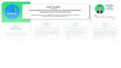 Cas client ENGIE