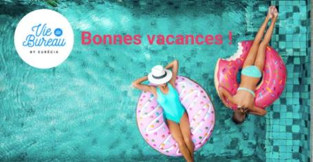 Parce que tout le monde a besoin de vacances, la rédaction vous donne rendez-vous en septembre