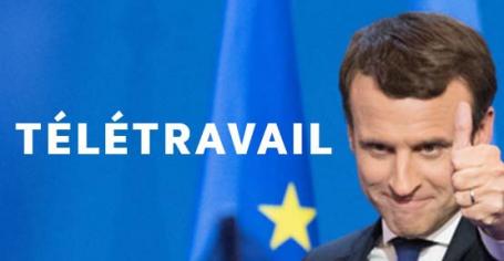 Ordonnances Macron : quels changements pour le télétravail ?