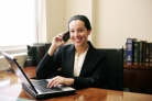 En photo : l'efficacité de votre personnel est accrue avec le logiciel timesheet Eurecia