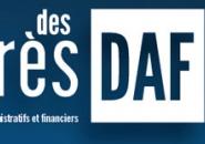 Congrès des DAF