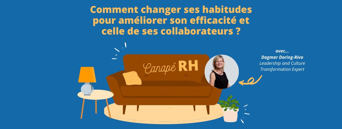 illustration prochain canapé RH sur changer ses habitudes pour améliorer l'efficacité