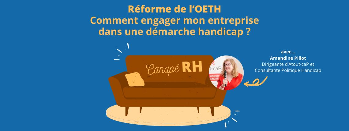 Illustration du prochain canapé rh sur le thème OETH