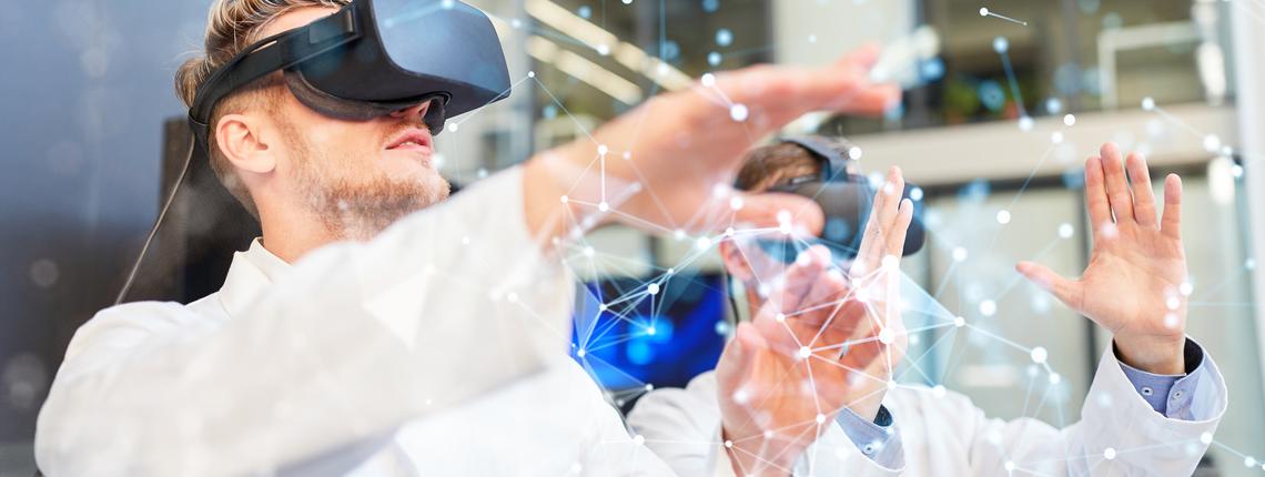 Formation grâce à la VR