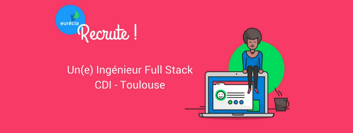 Offre emploi Ingénieur Full Stack Java