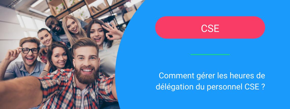 Webinar délégation du personnel