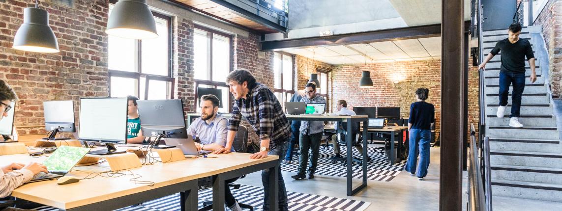 Header startup