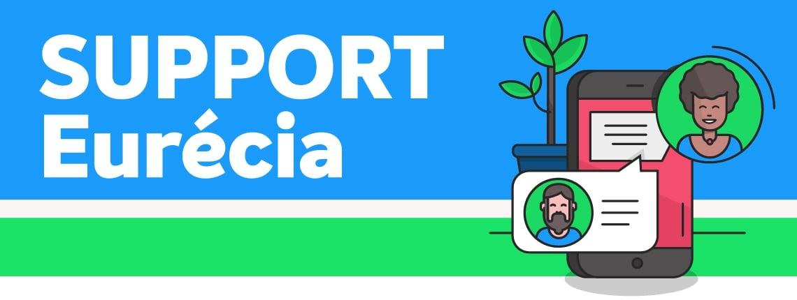 Eurécia met à disposition des supports pour vous aider dans l'utlisation des logiciels