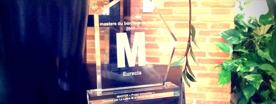 Master Bonheur au travail La Lettre_m_Eurecia