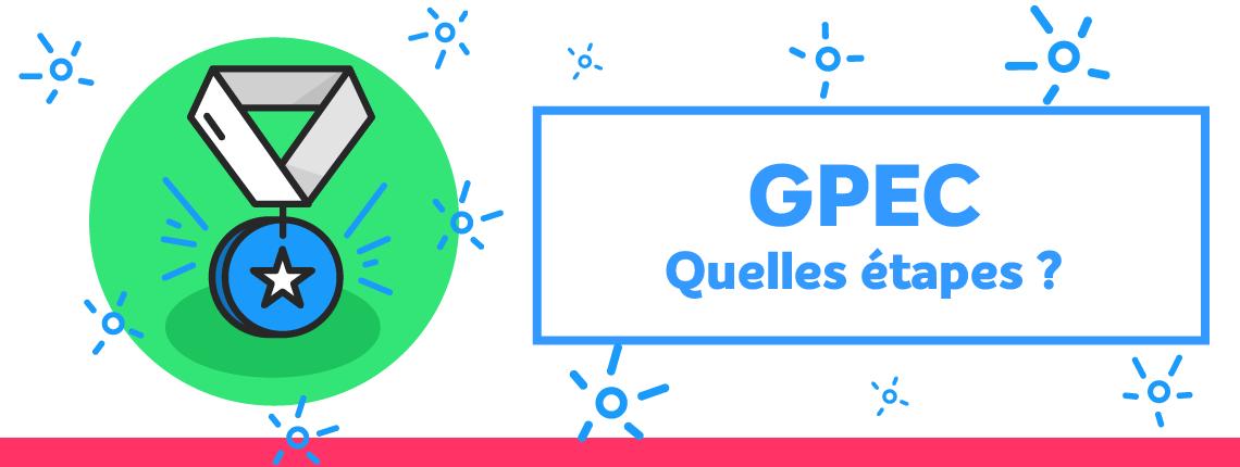 Les différentes étapes de la GPEC
