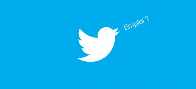 Trouver un emploi grâce à Twitter