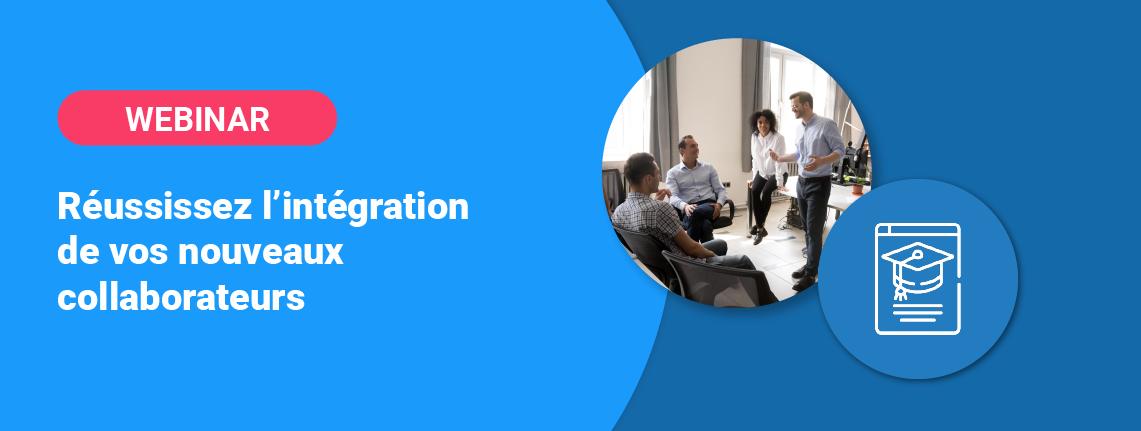 illustration prochain webinar réussir intégration collaborateurs