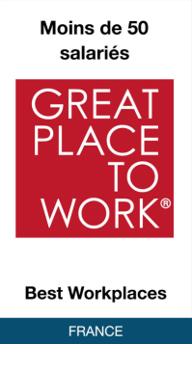 Eurécia est certifiée Great Place To Work