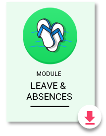 Product file Leave & Absences